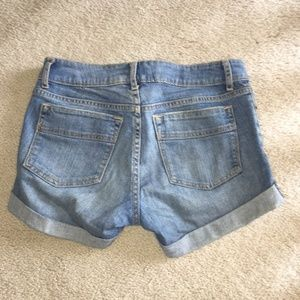 GAP Shorts - GAP Jean Mini Shorts